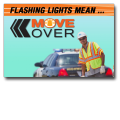 California Move Over campaign