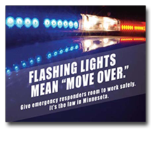Minnesota Move Over campaign
